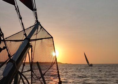 Sunset Boat Tour Cartagena
