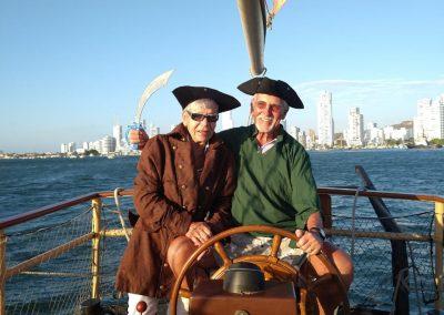Cartagena Sunset boat tour