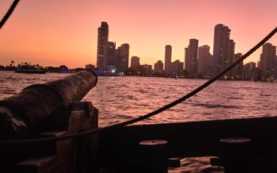 Cartagena Sunset Boat Tour on a Pirate Ship