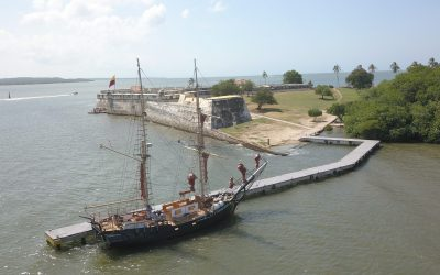 Pirate Boat Tour to Fuerte San Fernando de Boca Chica