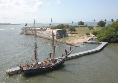 Pirate Boat Tour Boca Chica
