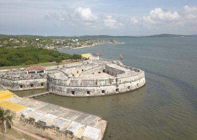 Pirate Boat Tour Fuerte San Fernando de Boca Chica