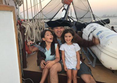 Pirate Boat Tour Cartagena La Fantastica - Children (2)