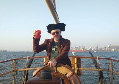 Pirate Boat Tour Cartagena La Fantastica Drinks