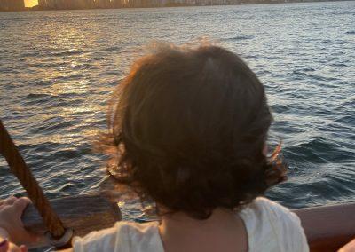 Sunset Boat Tour Cartagena La Fantastica -Baby (3)
