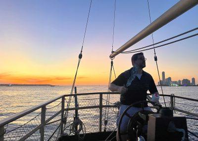 Sunset Boat Tour Cartagena La Fantastica -PirateGuest (2)